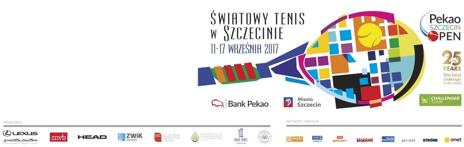 25 lat  Pekao Szczecin Open